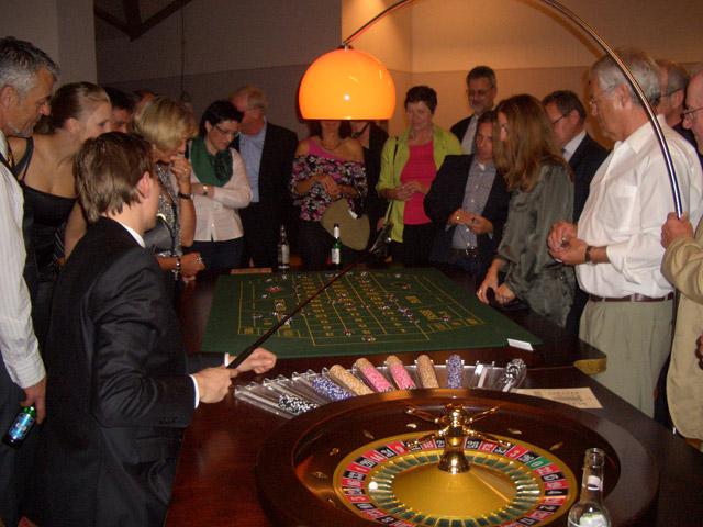 Casino Nacht