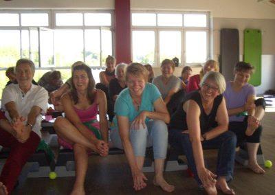 Workshop – Gesunde Füße