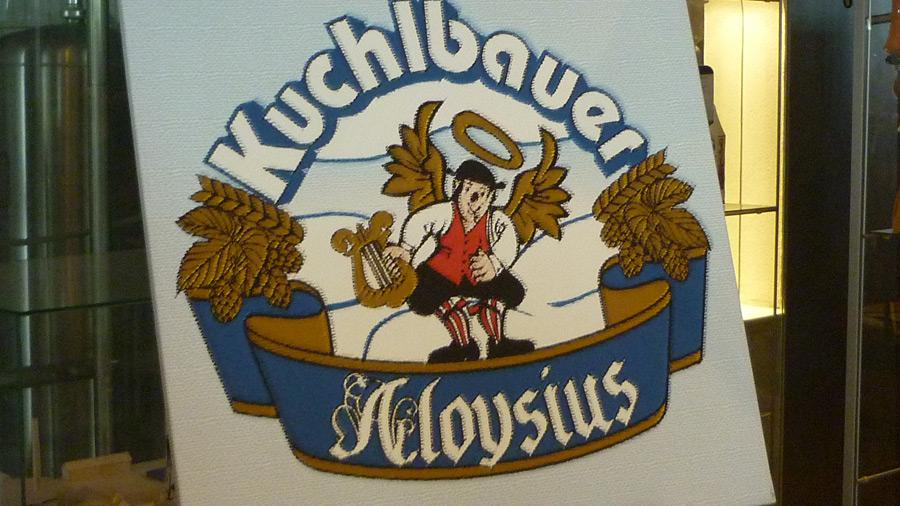 Brauerei Kuchlbauer in Abensberg