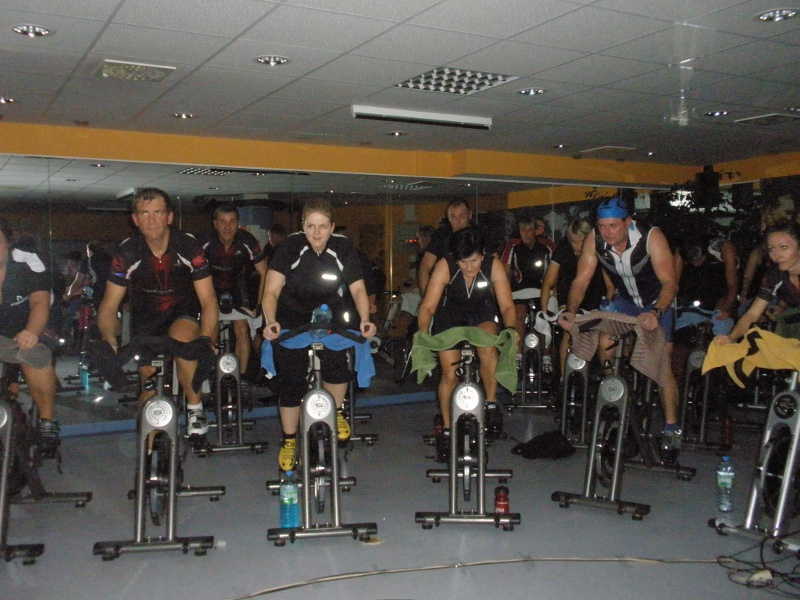 Indoor Cycling Event