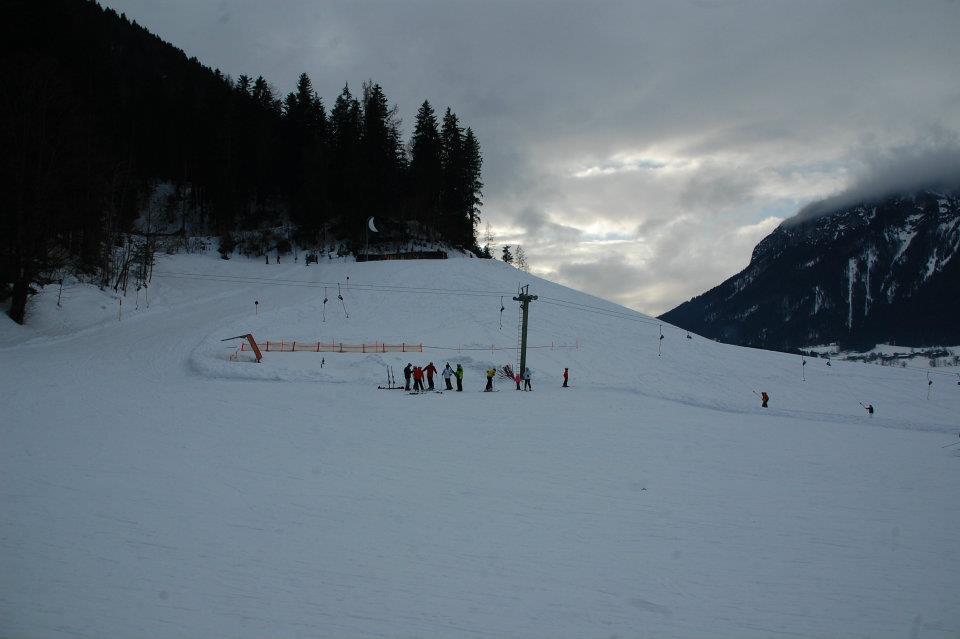 Ski-Ausflug