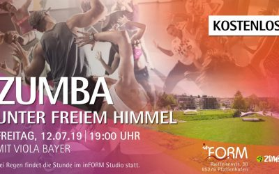 Workshop – Zumba