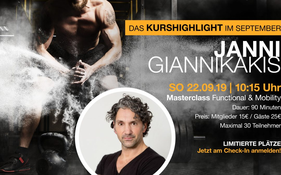 Kurshighlight im September